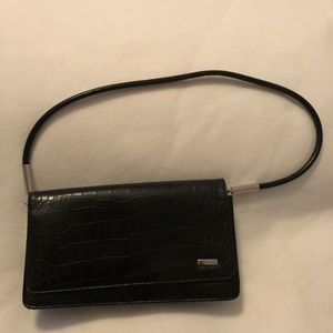 Nine West black handbag